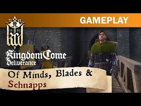 Kingdom Come: Deliverance - Von Verstand, Klingen und Schnapps! [DE]