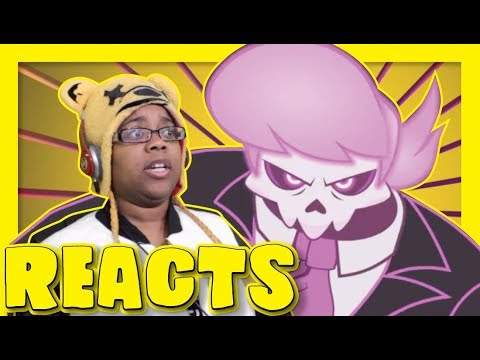 Mystery Skulls Animated - Freaking Out Reaction