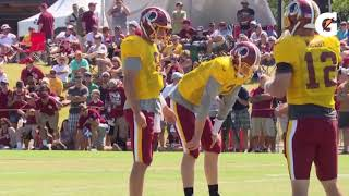 Redskins In :60 - Ranking The Best Of Mic'd Up
