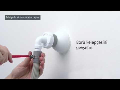 Çamaşır Makinesi Sürekli Su Alıyor - Yıkama Yapmıyor Diyorsanız Mutlaka İzleyin (Beyaz Eşya Servisi)