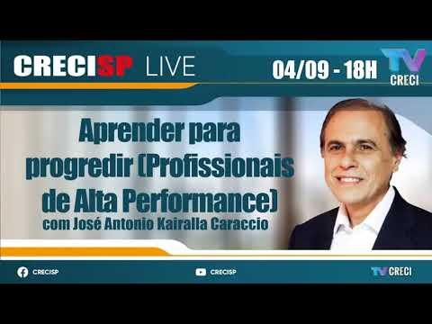 Reflexões para Pessoas e Profissionais de Alta Performance - Adm  José Antonio Kairalla Caraccio