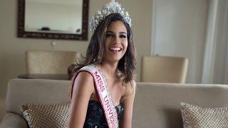 Sharlene Rädlein - Miss Universe Jamaica 2015