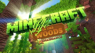 LIFE IN THE WOODS S01E001 - Alles auf Anfang Let's Play Minecraft