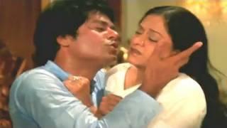 Jagdeep in Aruna's bedroom - Ghazab Comedy Scene