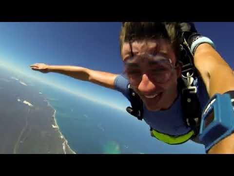 Download Tandem Skydiving Video - Skydive Jurien Bay - Jack Brosnan