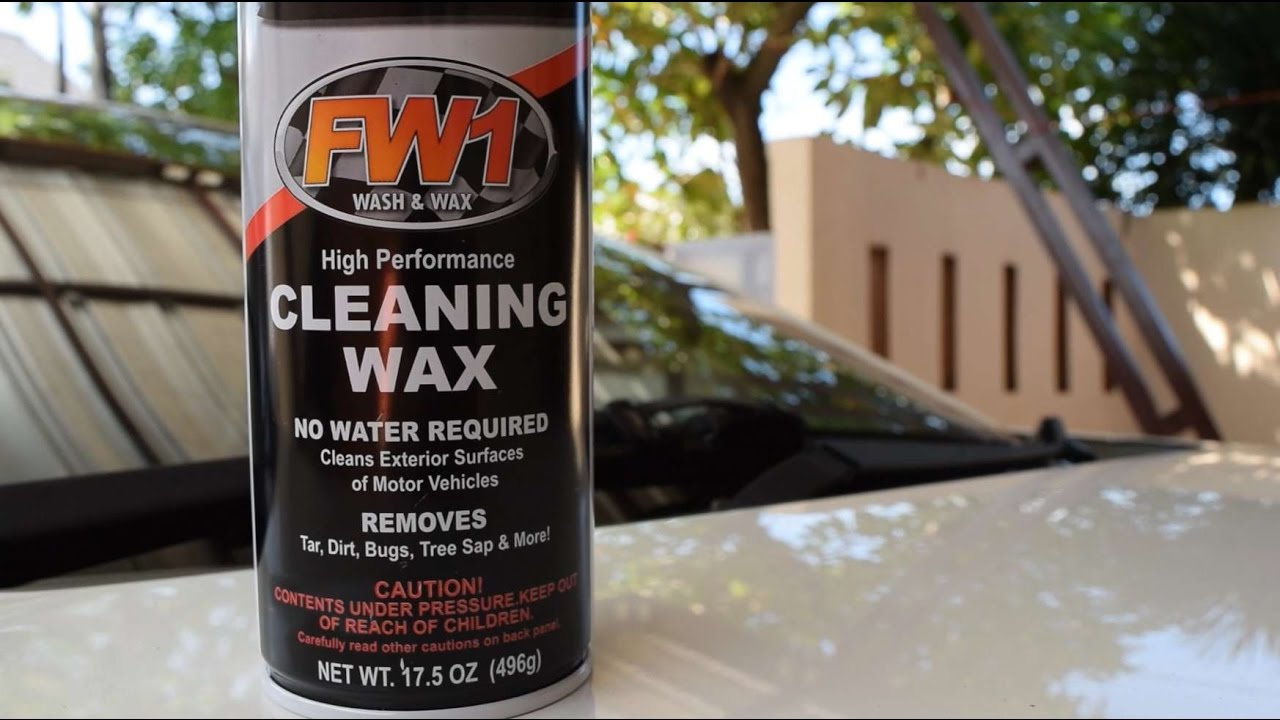 quick and honest review fw1 high performance cleaning wax fast wax