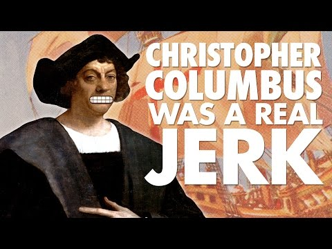 Christopher Columbus was a Real Jerk! | The 4th Voyage History