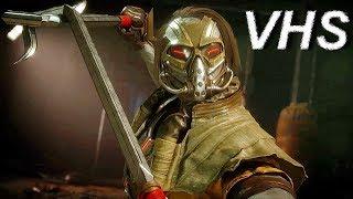 "Mortal Kombat 11 - Трейлер ""Кабал"" на русском - VHSник"