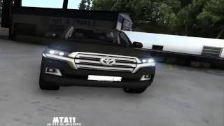 MTA - Land Cruiser 200 #1