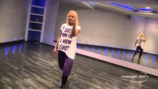 Анна Винчук - урок 7 [Sexy R&B]