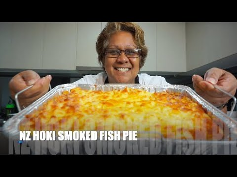 COOK & EAT WITH FAYE | NZ HOKI SMOKED FISH PIE