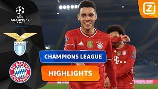 MOOIE AVOND VOOR WONDERKIND MUSIALA! 🤩   Lazio vs Bayern   Champions League 2020