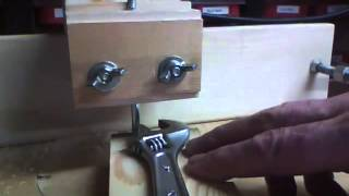 Making A Adjustable Wrench Template With The Pin Router Jig
