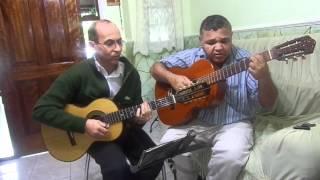 HINO 383 CCB - Violão e Viola CAIPIRA ROSALVO