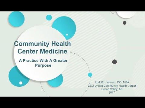 2017 Hero Healer Lecture Series--Dr. Rodolfo Jimenez