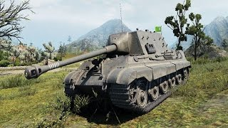 World of Tanks Jagdtiger 8,8 cm - 9 Kills 6,2K Damage