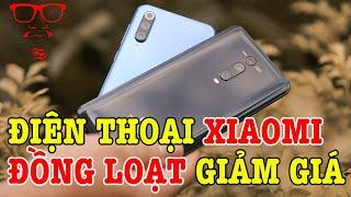 Top 6 điện thoại Xiaomi đồng loạt giảm giá để cạnh tranh với Realme và Vsmart
