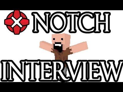 """IGN Interviews Minecraft Creator Markus """"Notch"""" Persson"""