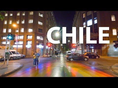 Listopad - Wiosna W Chile 4k