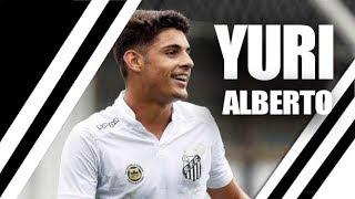 Yuri Alberto- Striker
