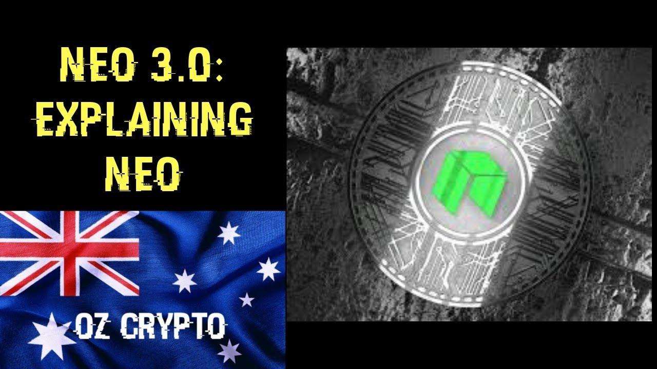 neo cryptocurrency australia