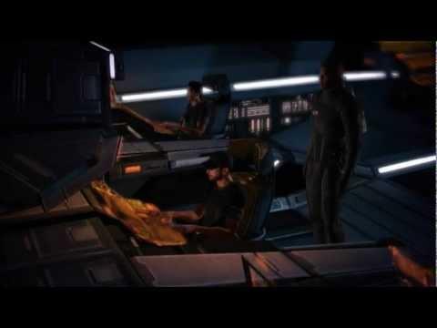 Zag Plays! Mass Effect Trilogy Part 1 - Prologue  