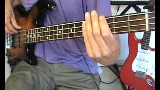 Los Lobos La Bamba Bass Cover MP3