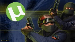 Как скачать Counter Strike 1.6 torrent