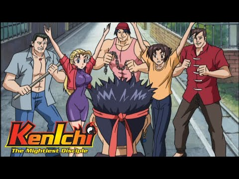 Download KenIchi: The Mightiest Disciple   Episode 7 -Hot Battle at the Gardening Club!   ENGLISH DUB