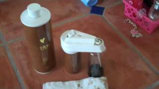 Sunlove Spray Tanning System Review Makeup  by  MIngles