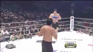 Jose Canseco MMA Debut vs Hong Man Choi HQ