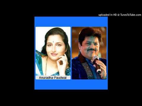 Badal Garajne Laga ,sawan Barasne Laga  Sar Utha Ke Jio By Anuradha Paudwal & Udit Narayan