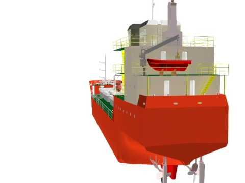 13 1013 800T Cargo Vessels