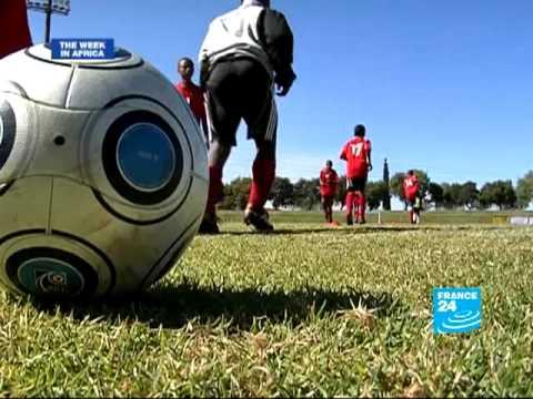 Football: Training the future stars of Africa?