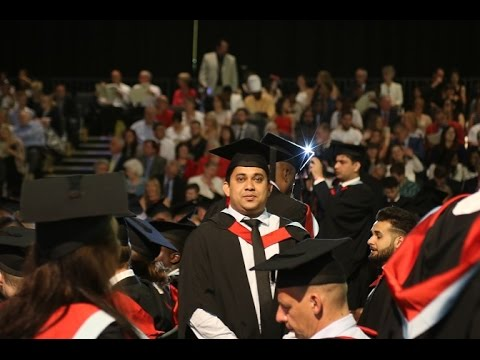 University of Derby convocation 14 July 2016 session 1 part 2