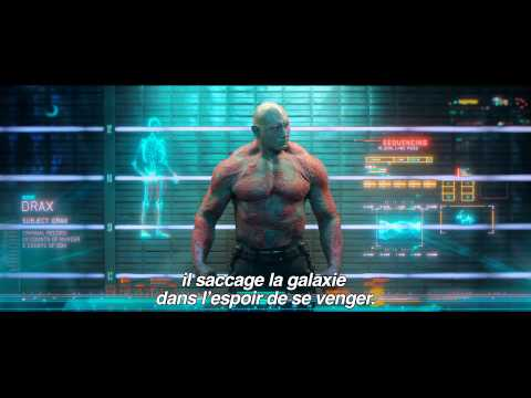 Les Gardiens de la Galaxie : Drax streaming vf