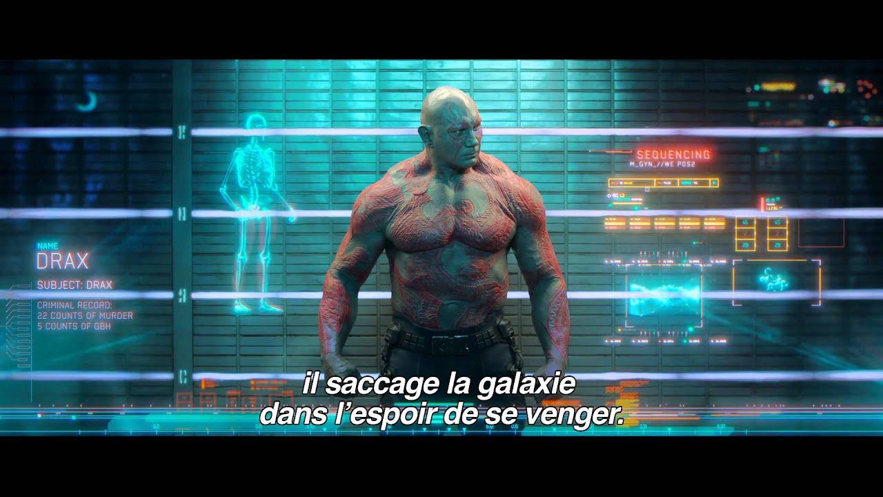 Les Gardiens de la Galaxie : Drax