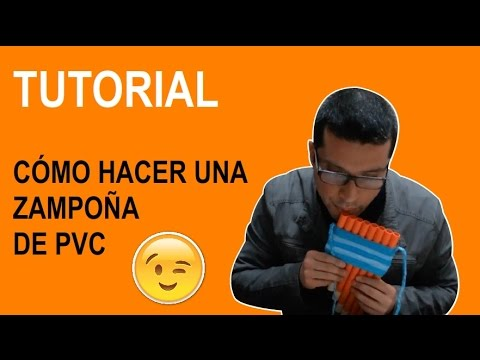 how to make a pan flute out of pvc