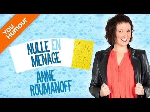 Anne ROUMANOFF, Nulle en ménage