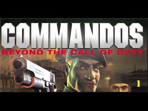 Commandos - Beyond The Call of Duty (Tutorial) Walkthrough part 1 |