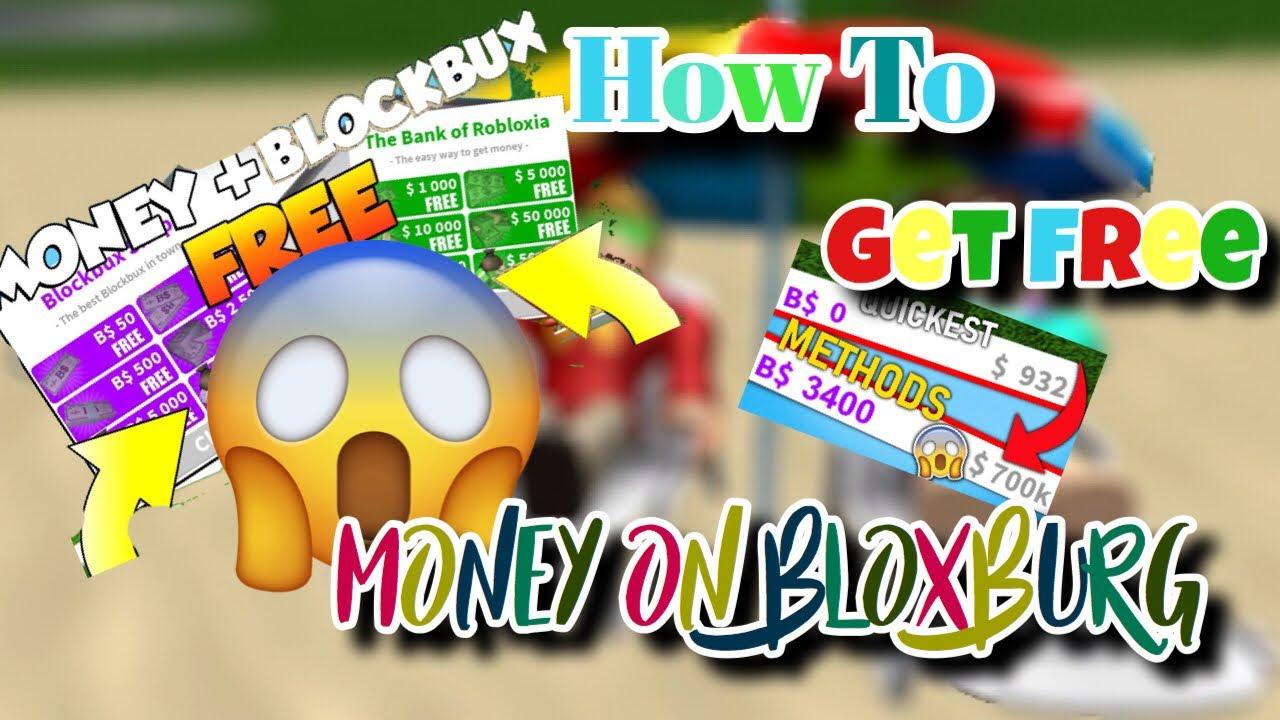 How To Get Free Money In Bloxburg Roblox No Jailbreak No Human Verification No Hack Read Descr Youtube