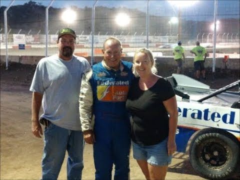 Ken Schrader Racing Inc Barona Speedway 2018