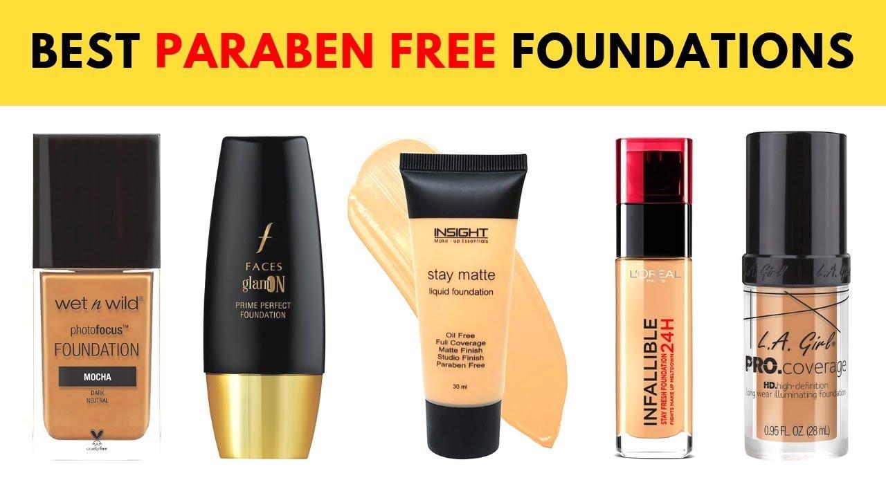 List Of Paraben Free Makeup Brands In India   Saubhaya Makeup