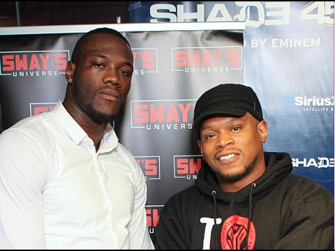 America's Heavyweight Champ Deontay Wilder: A Boxer in the Ring, A Brawler in the Bedroom