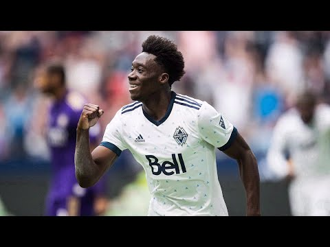 Becoming Canadian: The Alphonso Davies Story
