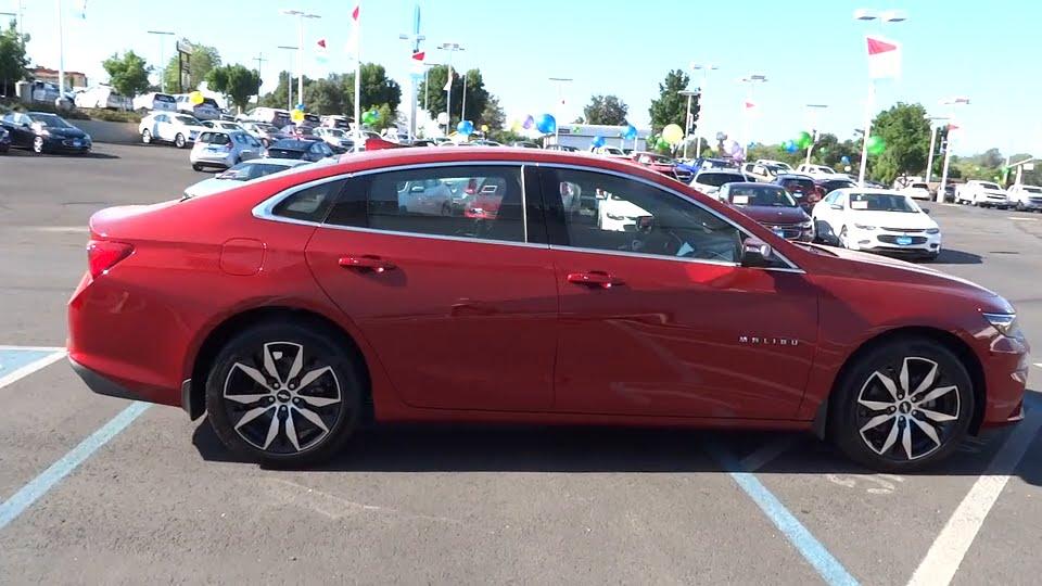 Lithia Chevrolet Redding >> 2016 CHEVROLET MALIBU Redding, Eureka, Red Bluff, Chico ...