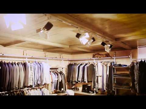 эльфа гардеробные евростайл