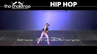 Hip Hop Solo Junior | Bondarchuk Anna | The Challenge Dance Championship 2015