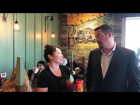 Meet Chris Tomasso, CEO Of Fast-growing First Watch Restaurants