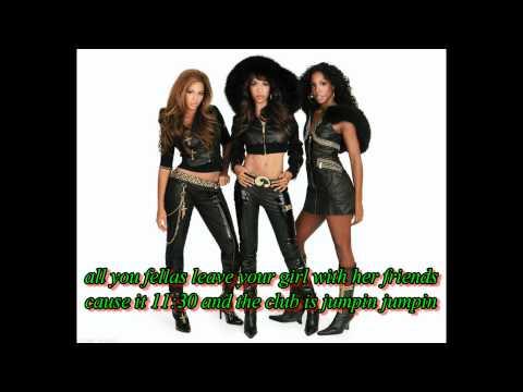 Jumpin, Jumpin - Destiny's Child Lyrics